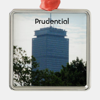 The Prudential Christmas Ornament
