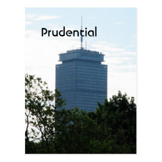 The Prudential Postcards
