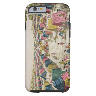 The Prussian Army Camp, Drawn from Life on the Fie Tough iPhone 6 Case