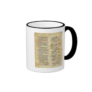 The Psalms of the Prophet David Mugs