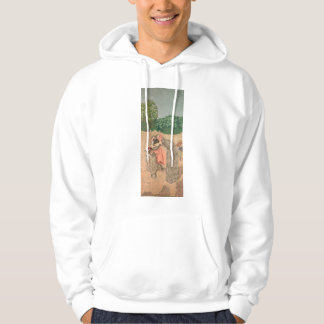 The Public Gardens: The Questioning Hoodie
