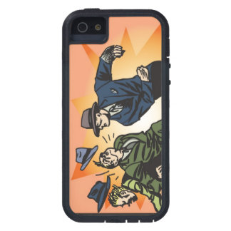 The Pucnh iphone S5 extreme tuff case iPhone 5 Covers
