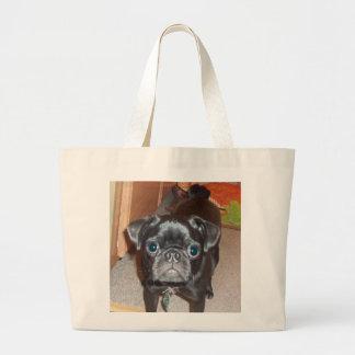 The Pug Canvas Bag