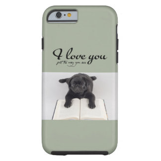 The Pug iPhone 6/6s, Tough Phone Case