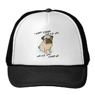 the Pug Life Cap