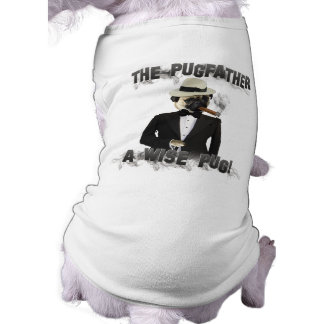 The Pugfather - A wise pug - Dog T-Shirt