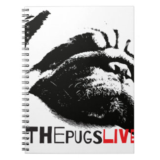 The Pugs Live Notebooks