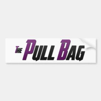 The Pull Bag Bumper Sticker