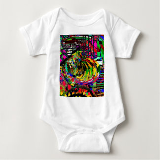 The Pulsating Heart Baby Bodysuit