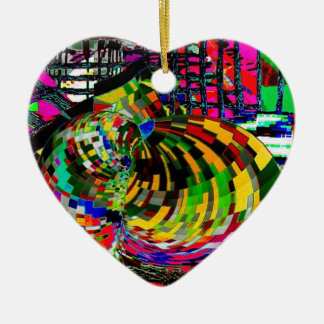 The Pulsating Heart Christmas Ornament