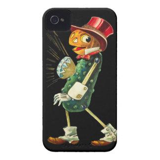 The Pumpkin Man iPhone 4 Case