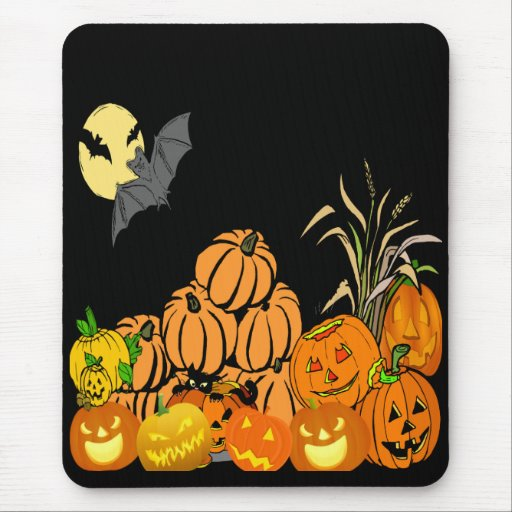 The Pumpkin Patch - Mouse Pads