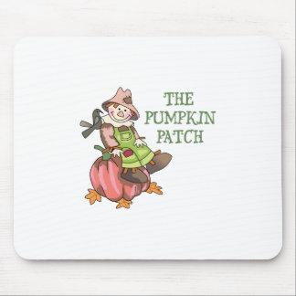 The Pumpkin Patch Mouse Pad