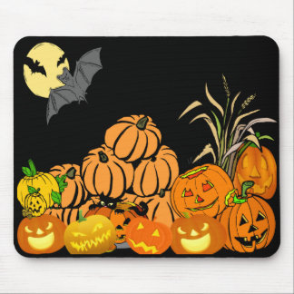 The Pumpkin Patch - Mouse Pad