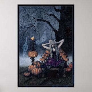 The Pumpkin Queen poster