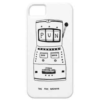 The Pun Machine Barely There iPhone 5 Case