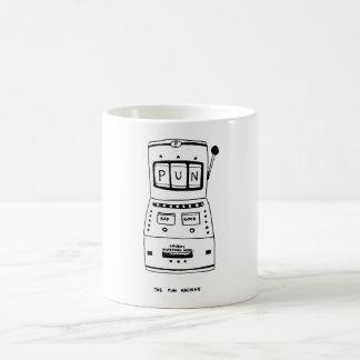 The Pun Machine Coffee Mug