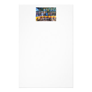 The Punch And Judy Pub Covent Garden Personalized Stationery