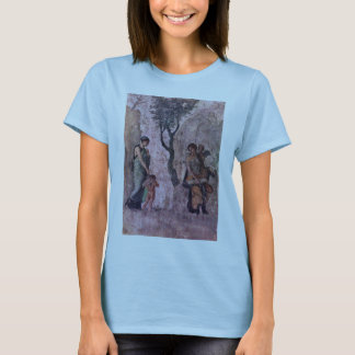 The Punishing Amor By Pompejanischer Maler Um 25 V T-Shirt