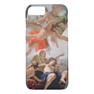The Punishment of Cupid (oil on canvas) iPhone 8/7 Case