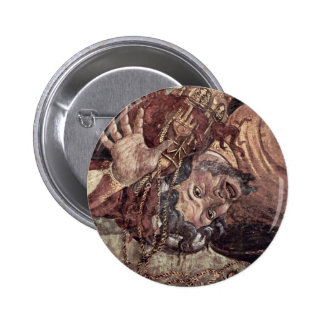 The Punishment Of Leviter By Botticelli Sandro Pinback Buttons