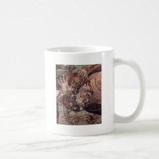 The Punishment Of Leviter By Botticelli Sandro Coffee Mug