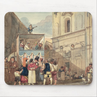 The Puppet Theatre Mouse Mat
