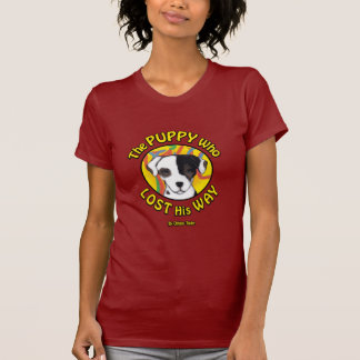 The Puppy Who Lost His Way - Story Tees