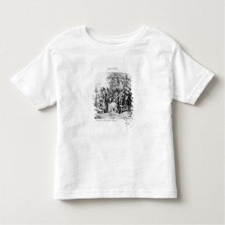 The Purchase of Manhattan Island, September 1626 Toddler T-Shirt