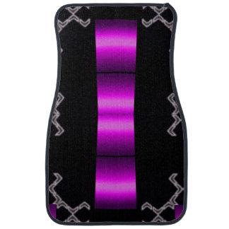 The Purple Car Mat
