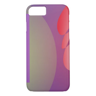 The Purple Door and the Red Tree iPhone 7 Case