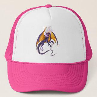 The Purple Dragon Hat