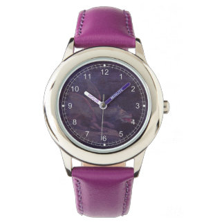 The Purple Dragon Wrist Watch