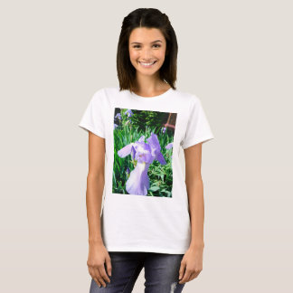 The Purple Iris T-shirt