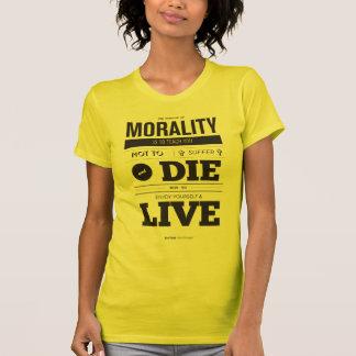 The Purpose of Morality tee