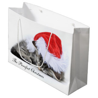 The Purrfect Christmas Gift Bag