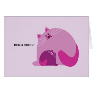 The Purrfect Greeting Card