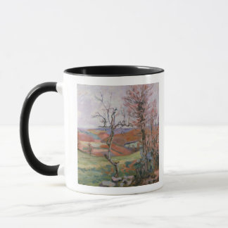 The Puy Barion at Crozant, Brittany (oil on canvas Mug