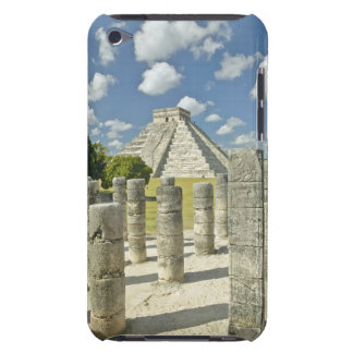 The Pyramid of Kukulkan Barely There iPod Covers