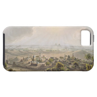 The Pyramids at Cairo, engraved by Daniel Havell ( iPhone 5 Case