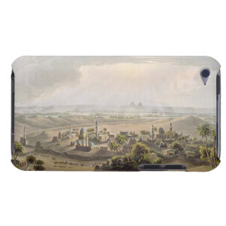The Pyramids at Cairo, engraved by Daniel Havell ( iPod Touch Cover