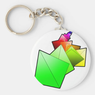 The Pyramids Key Ring