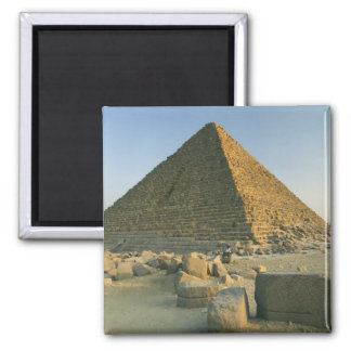 The Pyramids of Giza, which are alomost 5000 2 Magnet