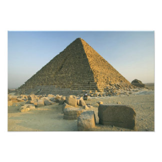 The Pyramids of Giza, which are alomost 5000 2 Photo Print