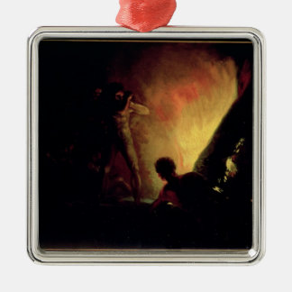 The Pyre, c.1800-05 Christmas Ornament