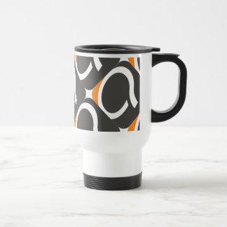The Q Travel Mug - Orange