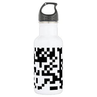 The QR Code 532 Ml Water Bottle