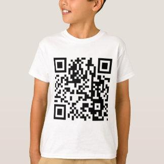The QR Code Tee Shirts