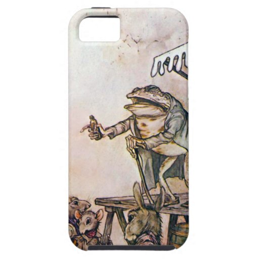 The Quack Frog iPhone 5 Cases
