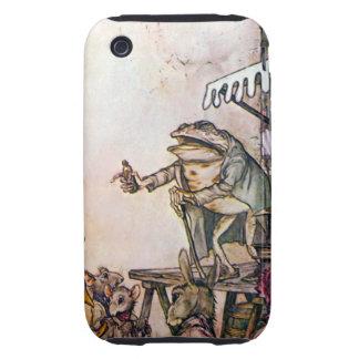 The Quack Frog iPhone 3 Tough Cases